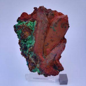 cuarzo limonita malaquita azurita